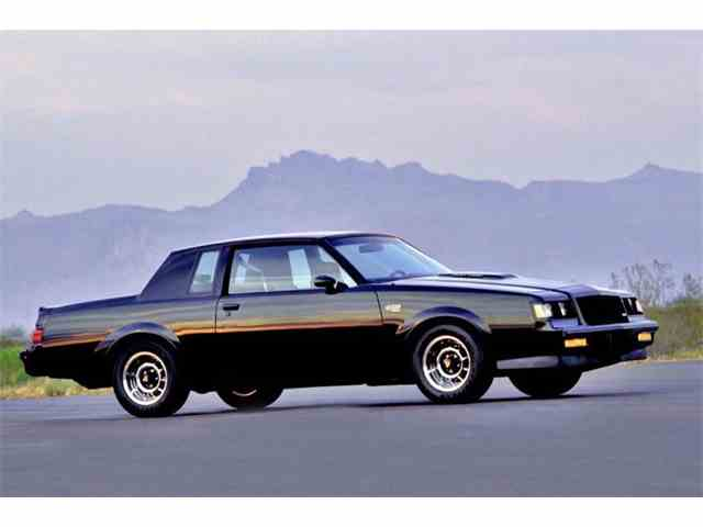 Buick Grand National (1984-1987)