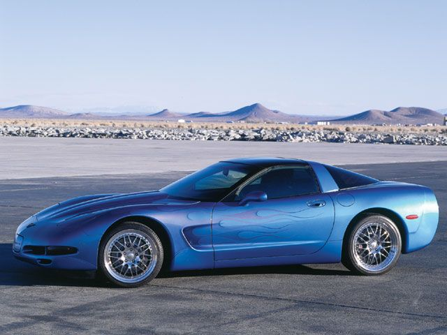The 1997 Chevy C5 Corvette has an LS1 engine.