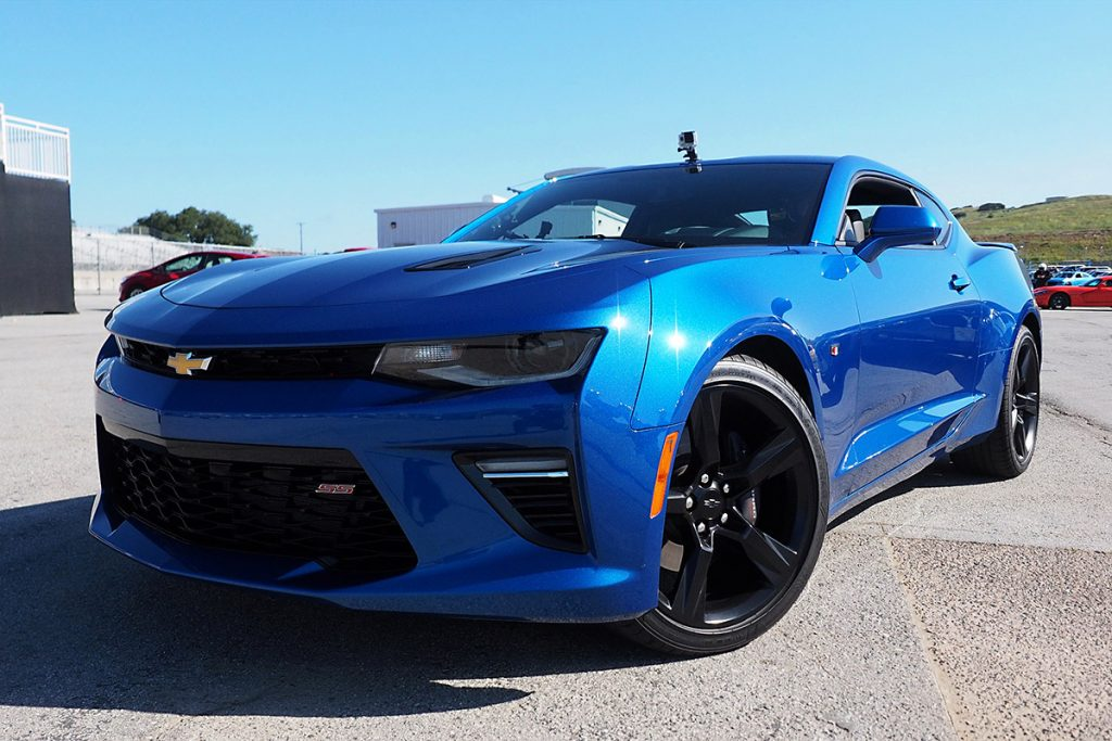 One of the fastest cars under 30K is the Chevrolet Camaro SS
