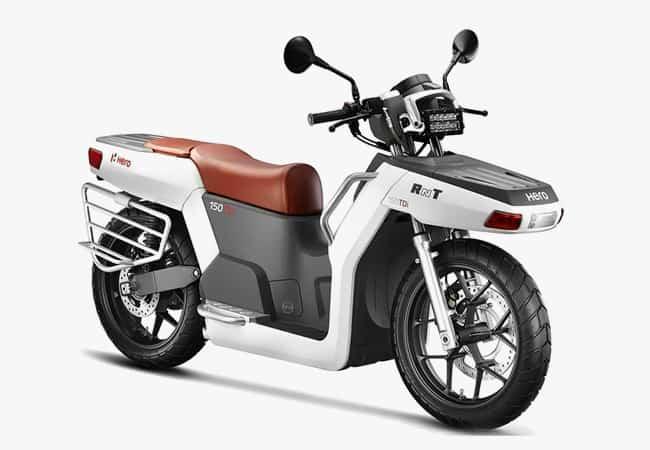 Diesel Motorcycle - Hero MotoCorp RNT