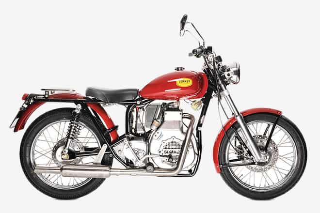 Diesel Motorcycles - Sommer 1