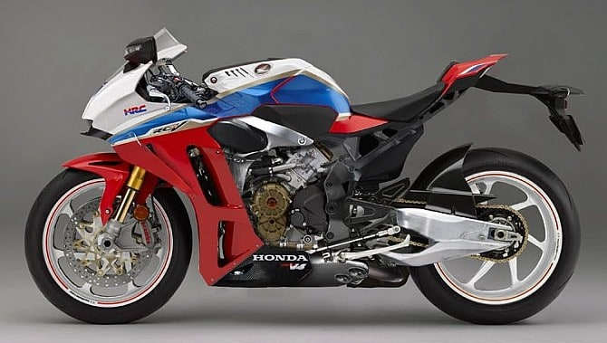 Honda RVF1000R 1