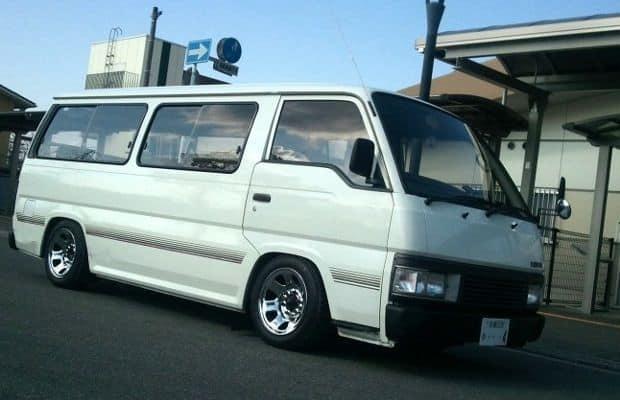 Nissan Homy Super Long