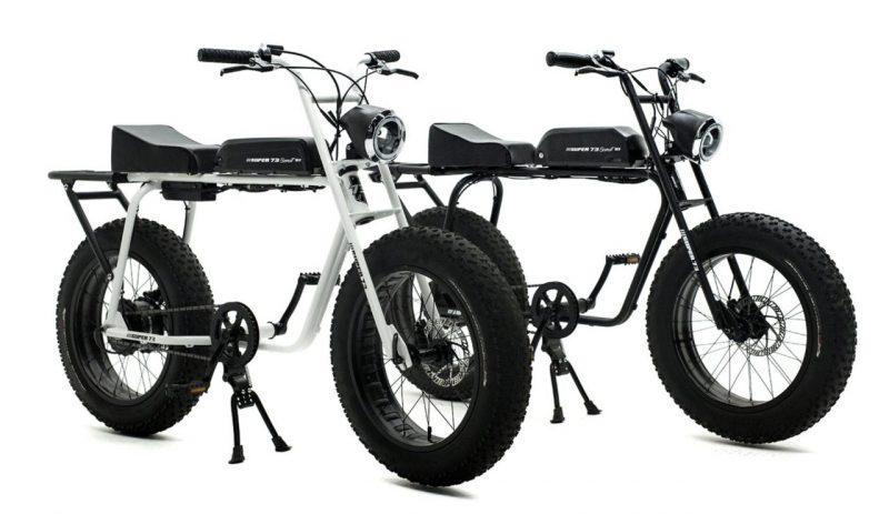 Star Wars Speeder Bike Motorcycle - Super 73 by Lithium Cycles