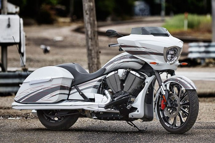 Victory Motorcycles - Magnum