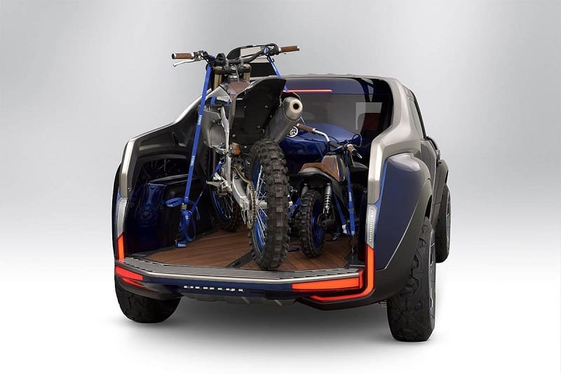 Yamaha Cross Hub Pickup Concept 2