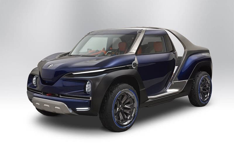 Yamaha Cross Hub Pickup Concept 3