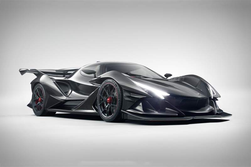 The 20 Coolest Low Volume Supercars to Blow Your Mind