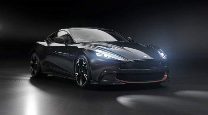 Aston Martin Vanquish S Ultimate Front 3/4