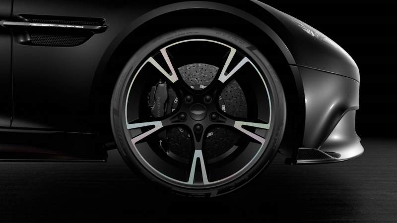 Aston Martin Vanquish S Ultimate Wheel
