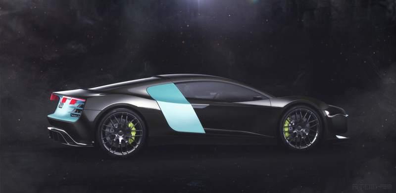 Audi Atom
