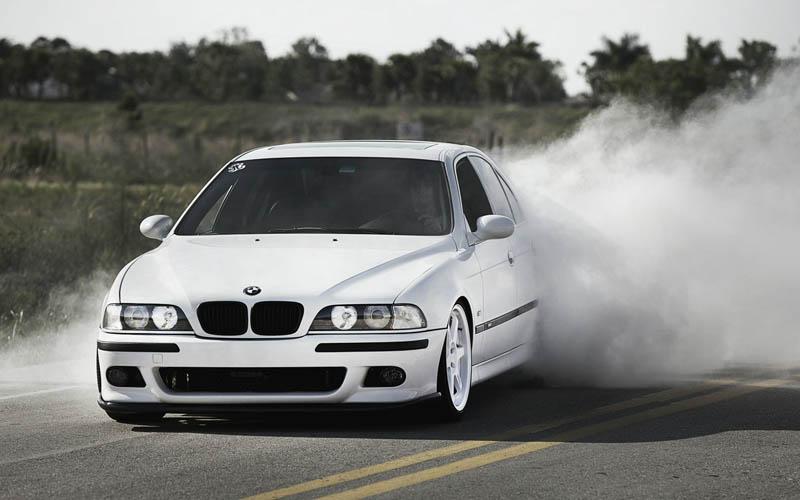 sleeper cars BMW E39 M5