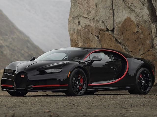 bugatti chiron first in the us