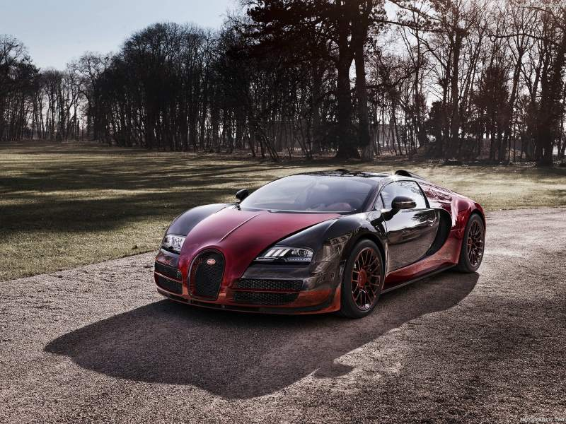 20 Coolest low volume supercars Bugatti Veyron