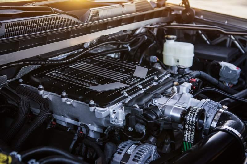 Chevrolet Silverado Performance Concept