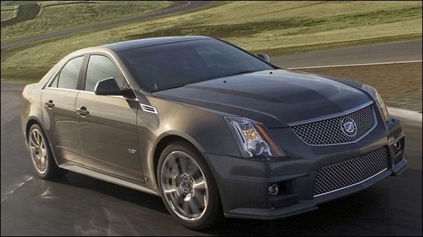 Cadillac CTS-V (2009-2010)