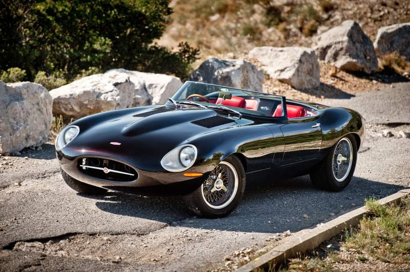20 Coolest low volume supercars Eagle E-Type