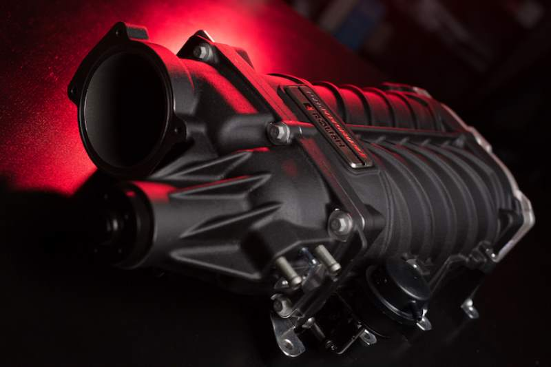 Ford Performance Roush Supercharger 2