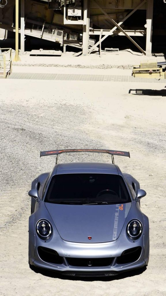 Gemballa GT Porsche 911 Turbo