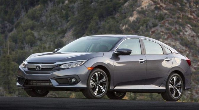 10 Best Selling Sedans of 2017