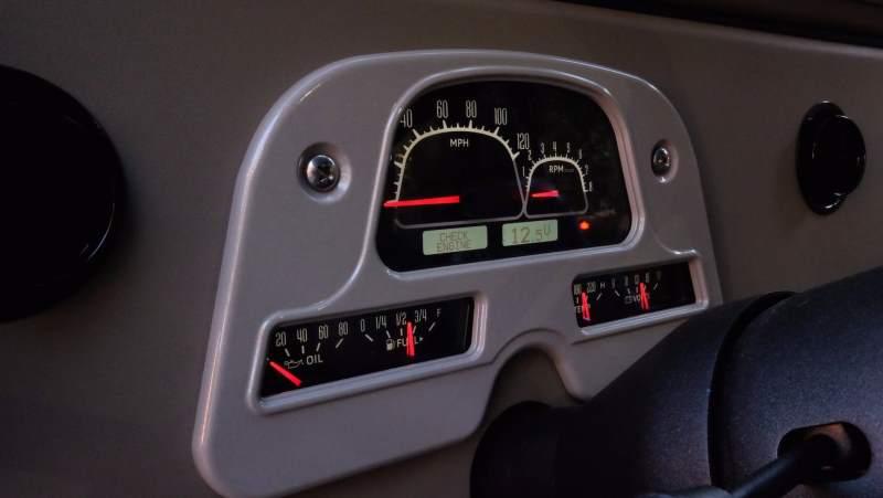 Icon Toyota FJ40 Gauges