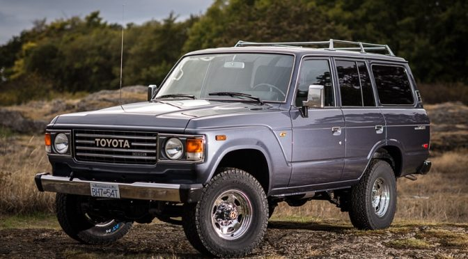 Our list of the best vintage diesel suvs includes the Toyota Land Cruiser 60 Series