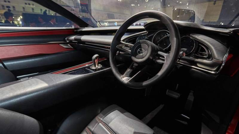 Mazda Kai Concept Interior