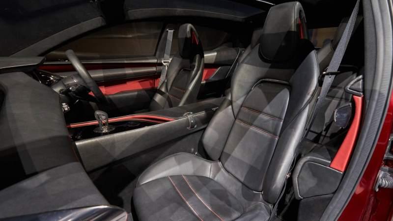 Mazda Kai Concept Interior 2