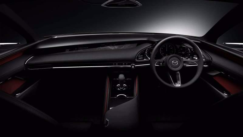 Mazda Kai Concept Cockpit