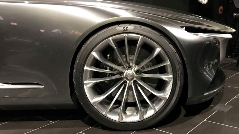 Mazda Vision Coupe Concept Wheel