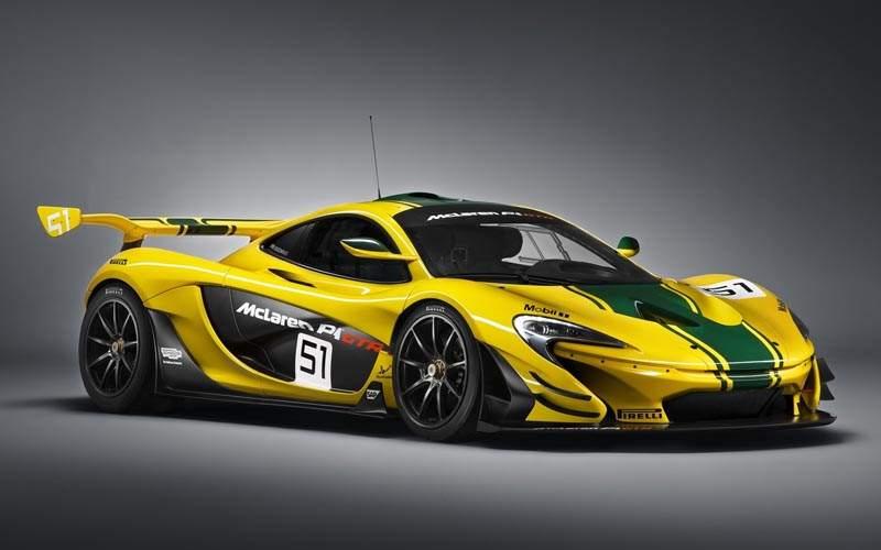 20 Coolest low volume supercars McLaren P1 GTR
