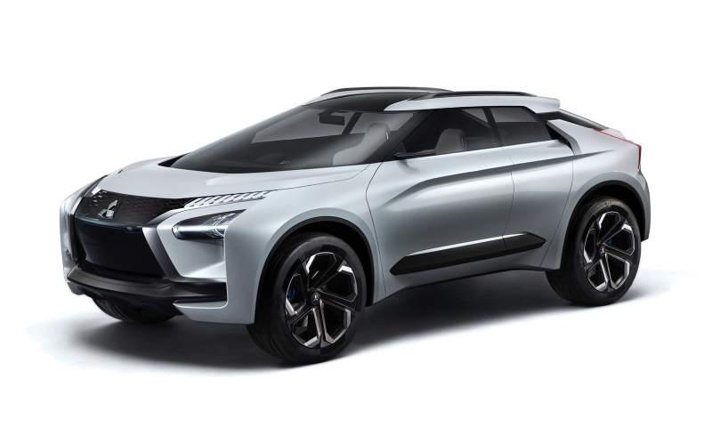 Mitsubishi e Evolution Concept
