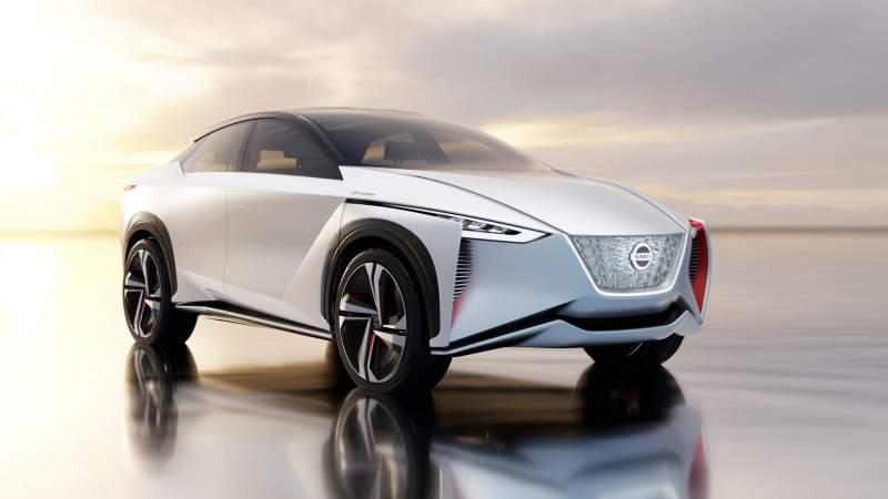Nissan IMx Concept Front 3/4