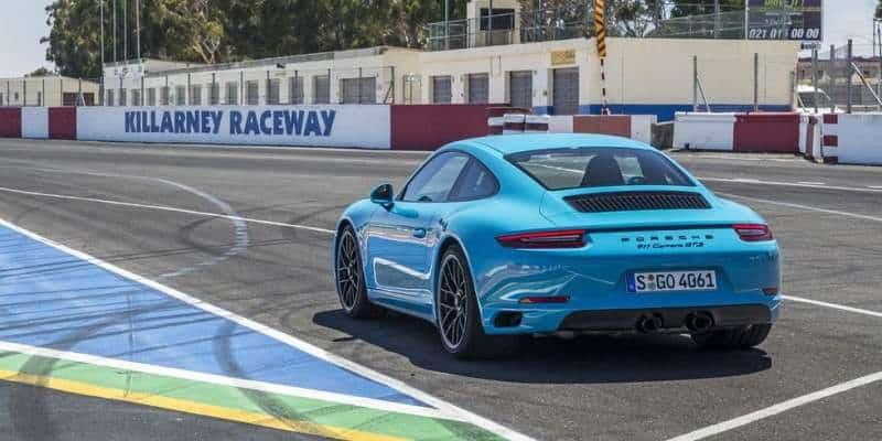 Best Daily Driver Sports Car Porsche 911