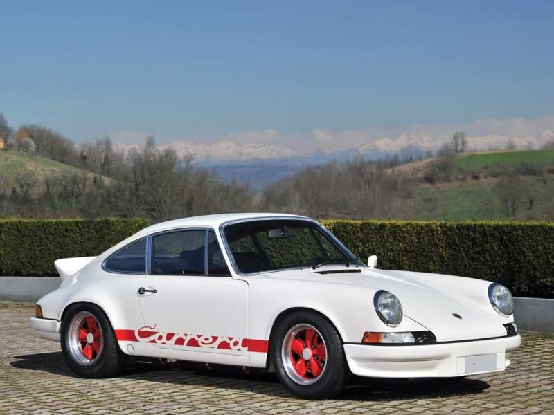 20 Coolest low volume supercars Porsche 911 Carrera S 2.7