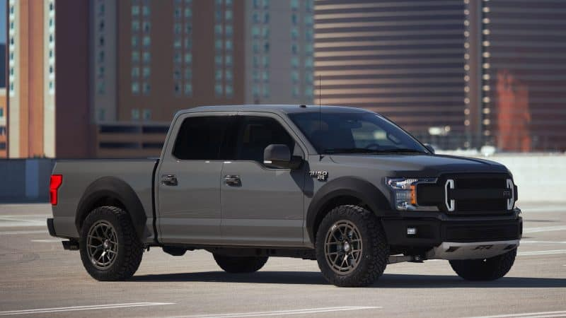 Ford F-150 RTR Front 3/4