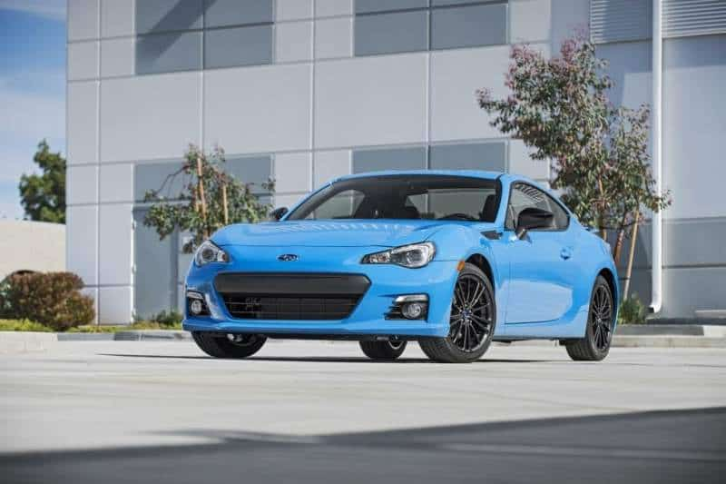 best daily driver sports car Subaru BRZ