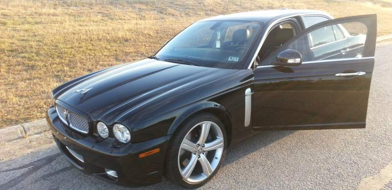 You Can Rent This 2008 Jaguar XJR With A Supercharged V8 In San Antonio For  Only $60 Per Day. That Is Seriously Cheap.