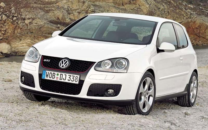Volkswagen Golf GTI - First Cars