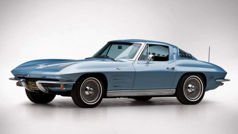 Chevrolet Corvette Stingray Front 3/4