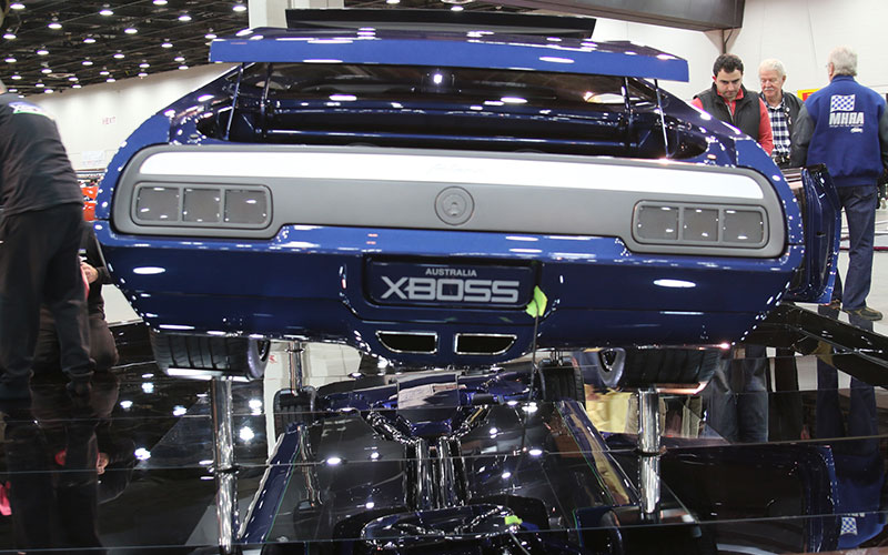 1976 Ford Falcon XB XBoss