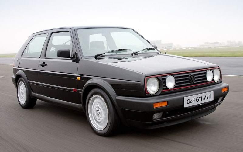 1983 Volkswagen Golf MK2 GTI