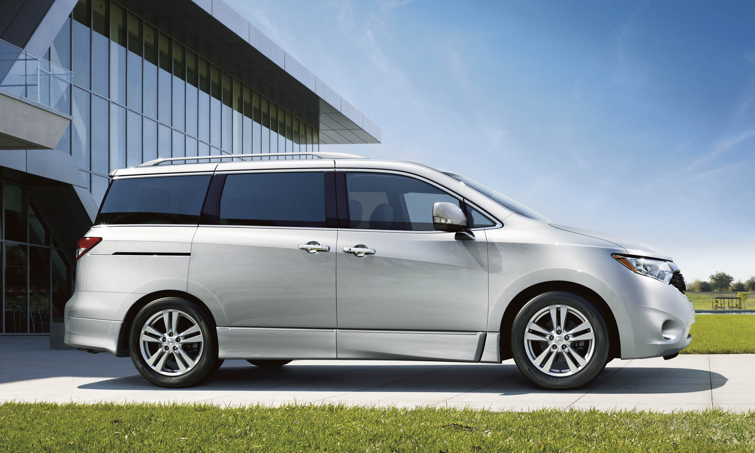 The Nissan Quest are bad used minivans.