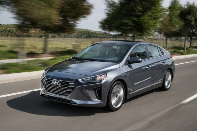 The 2018 Hyundai Ioniq is one of the most affordable hybrid cars 2018 has to offer