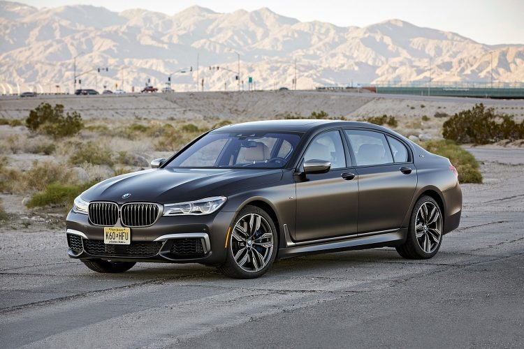 2018 Luxury Cars - BMW 7 Series