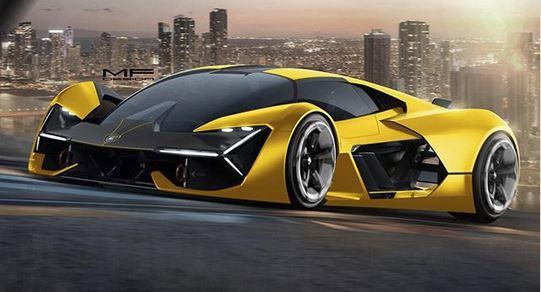 Great Lamborghini Terzo Millennio - TerzoMillennioBlackYellow  Picture_789280.jpg