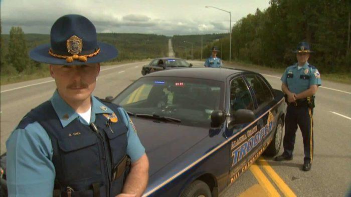 Alaskan Police -
