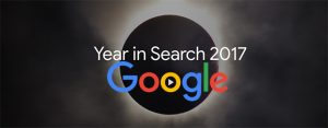 a look at Google's year in search report