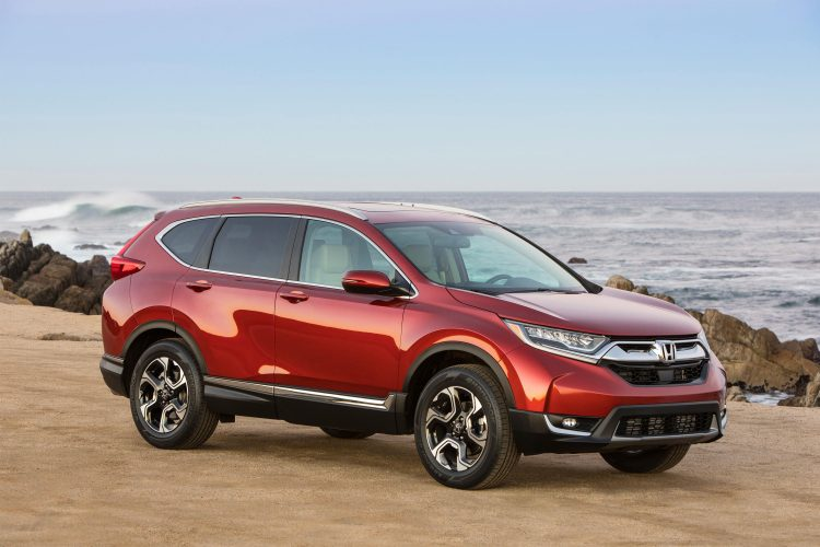 Best Crossover 2018 - Honda CR-V