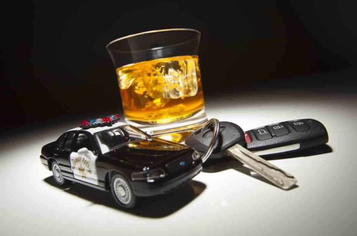 Driving Under The Influence Is A Huge Mistake